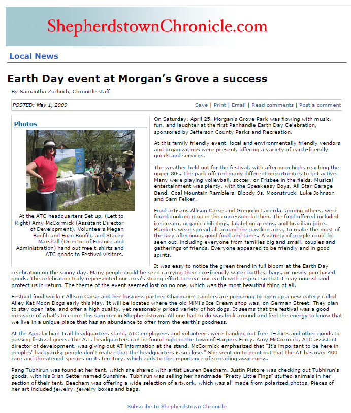 article pertaining to the ground day